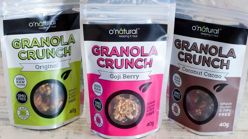 onatural granola