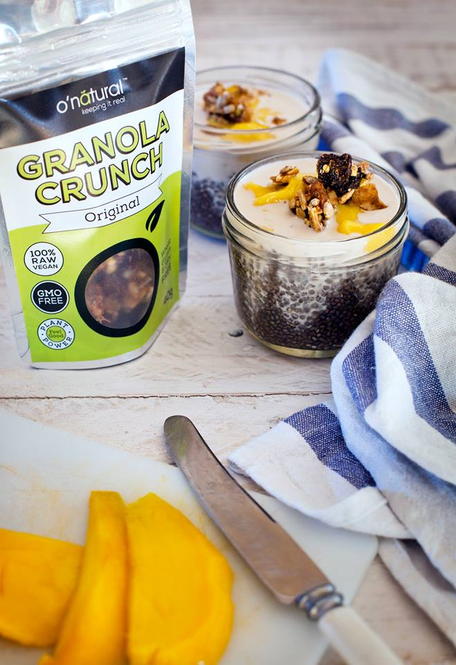 o'natural granola
