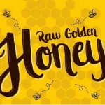 Raw Golden Honey