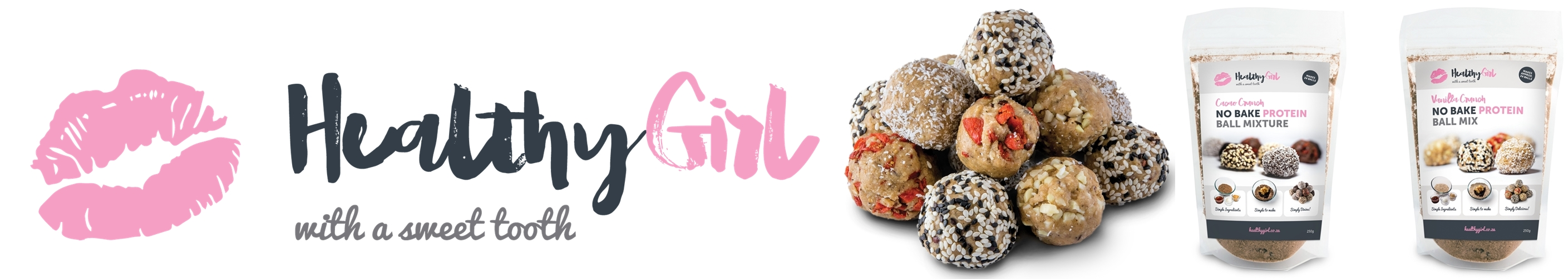 healthy girl brand page logo