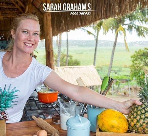 sarah graham's nourish