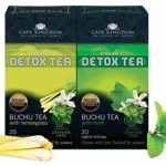 Detox with Buchu Tea