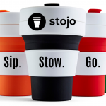 Sip-Stow-Go: your cup of joe on the go