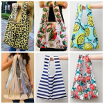MyBaguse: Stylish, Reusable Folding Bags